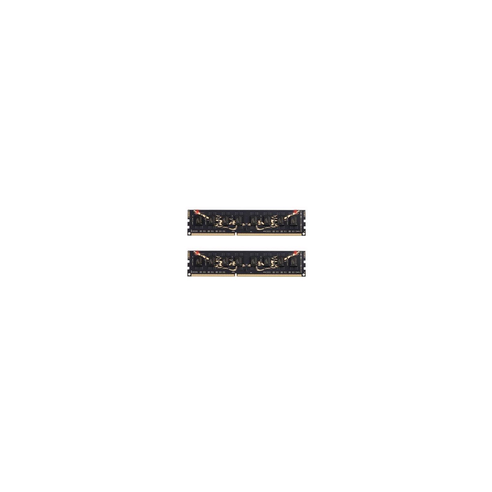 Модуль памяти для компьютера DDR3 8GB (2x4GB) 1866 MHz GEIL (GB38GB1866C9ADC)