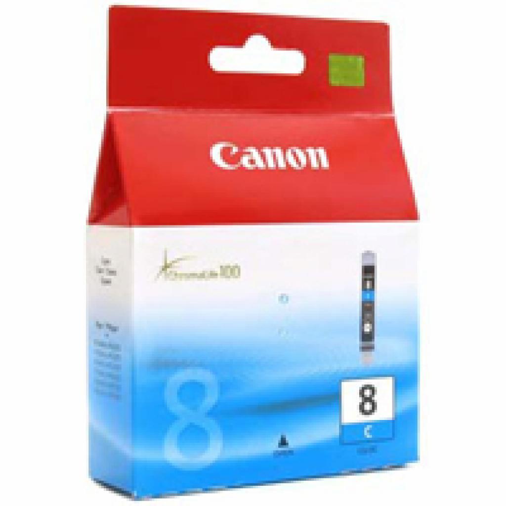 Картридж CLI-8 Cyan Canon (0621B001/0621B024)