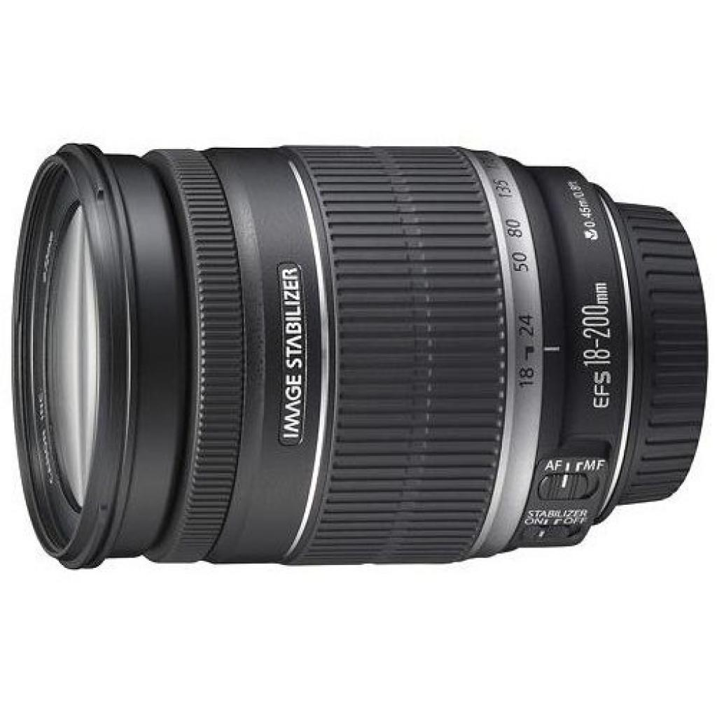 Объектив EF-S 18-200mm f/3.5-5 IS Canon (2752B005)