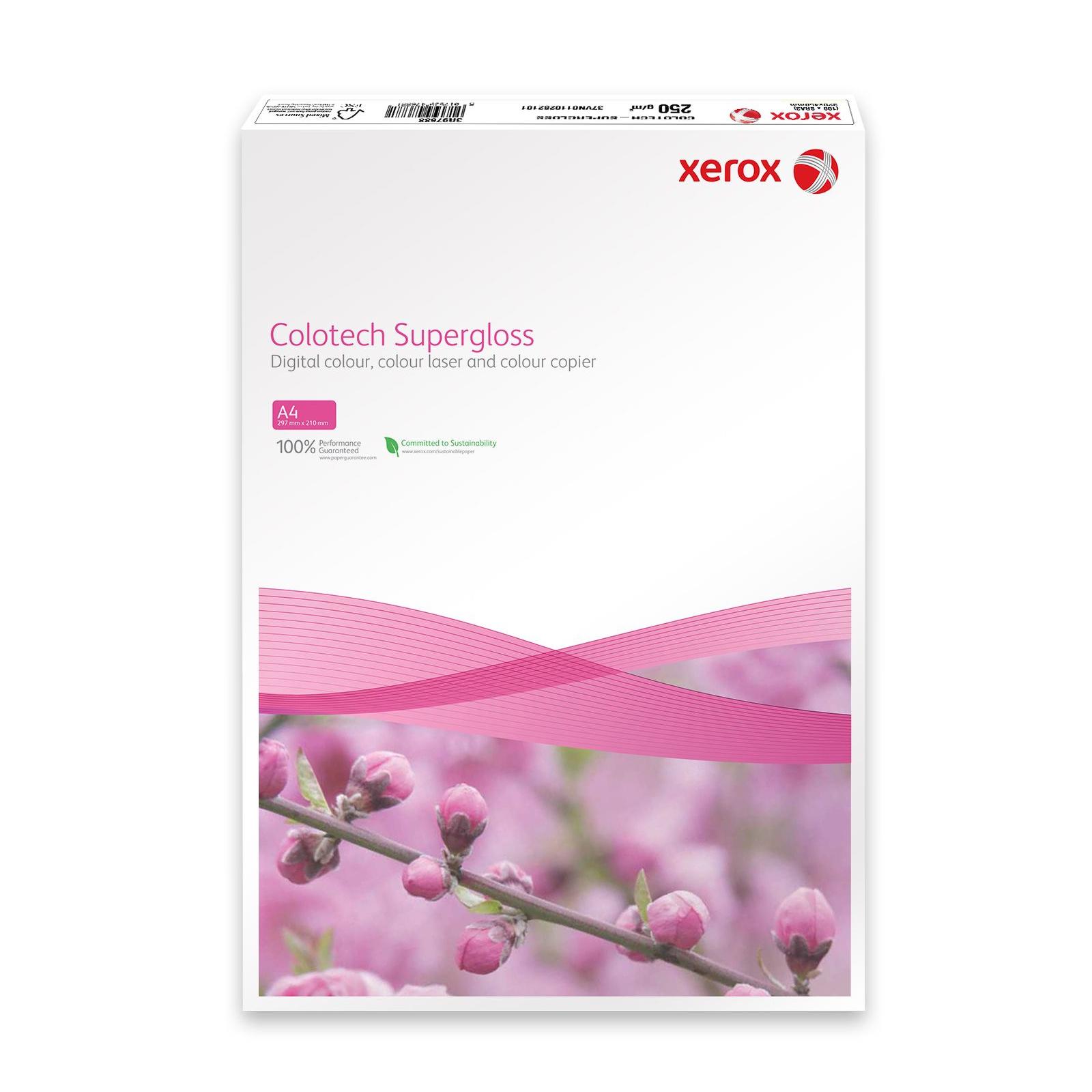 Бумага XEROX SRA3 COLOTECH + SUPERGLOSS (003R97684)