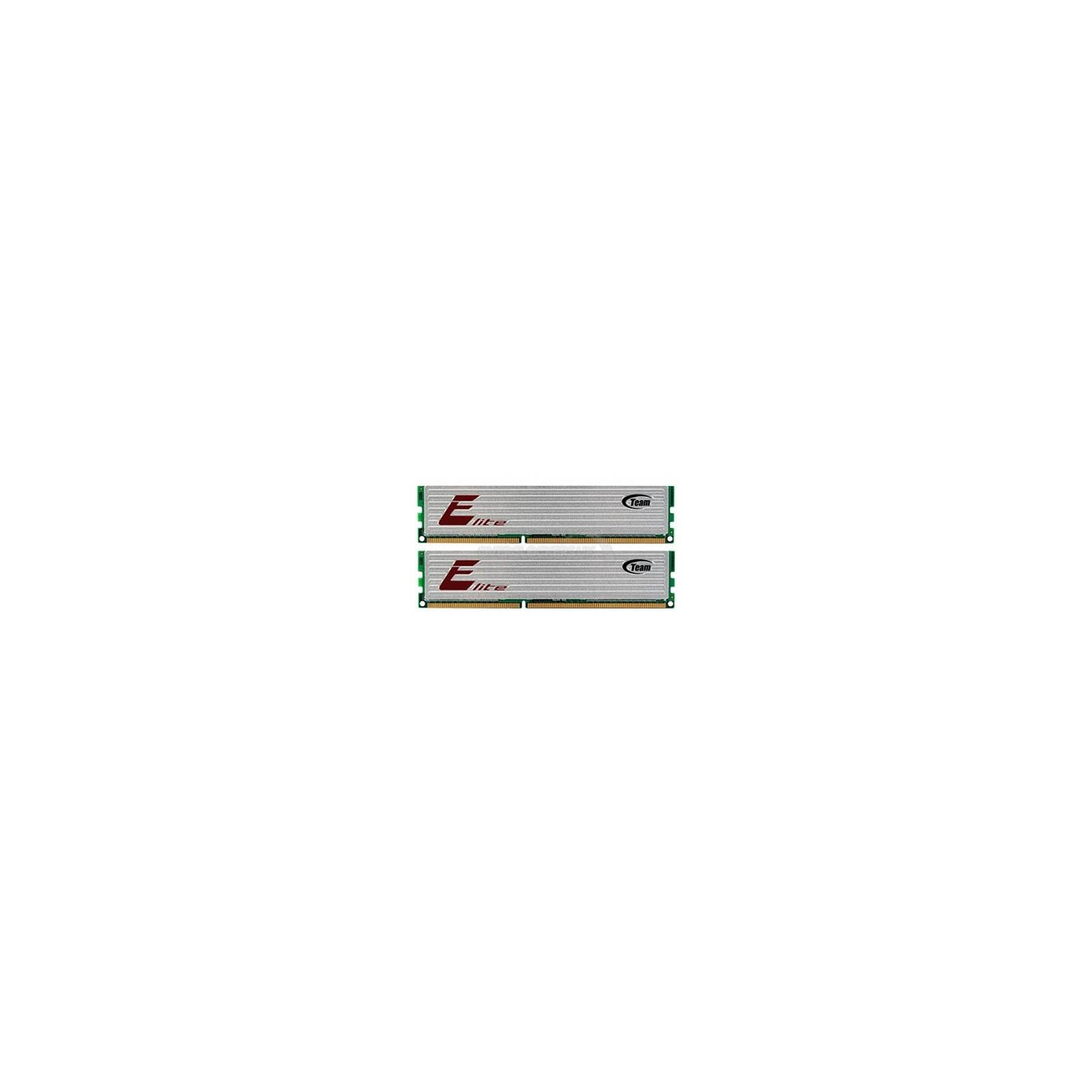 Модуль памяти для компьютера DDR3 8GB (2x4GB) 1600 MHz Team (TED38GM1600HC11DC01 / TED38G1600HC11DC01)