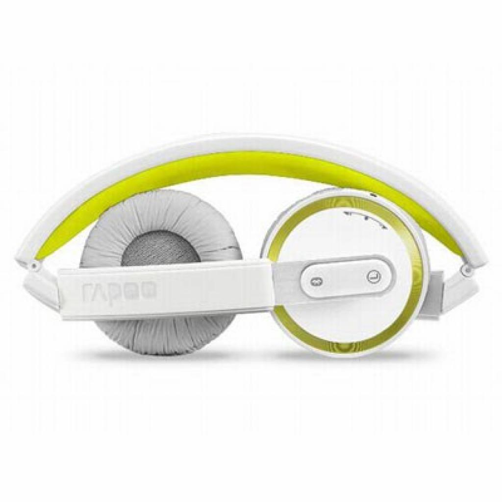 Наушники Rapoo H6080 Yellow bluetooth (H6080 Yellow)