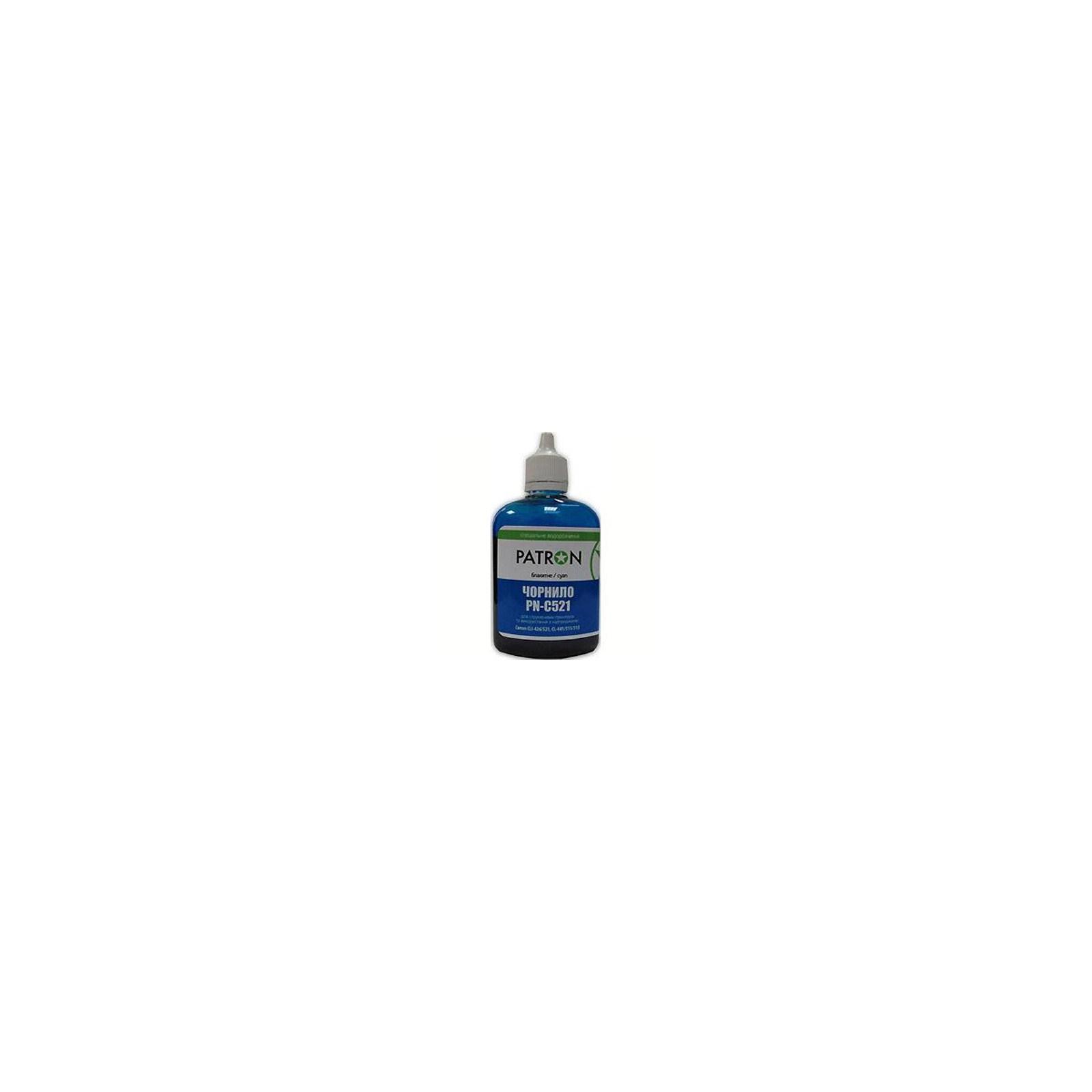 Чернила PATRON CANON CL-441/511, CLI426/521 CYAN (I-PN-CCLI521-090-C)