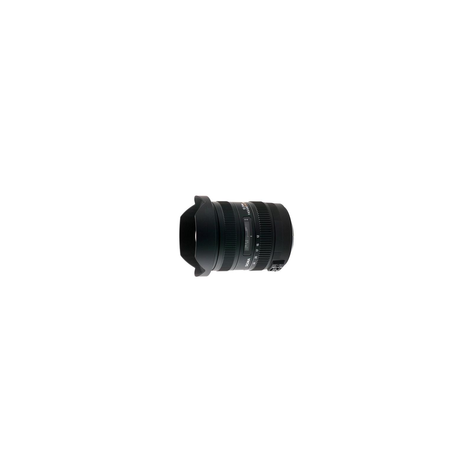 Объектив Sigma 12-24mm f/4.5-5.6 II DG HSM for Nikon (204955)