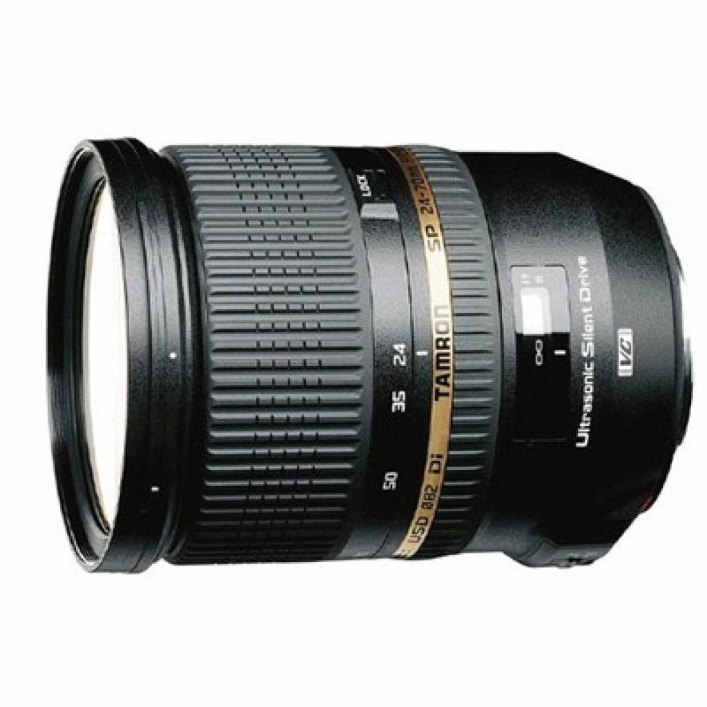 Объектив Tamron AF SP 24-70 f/2.8 Di VC USD for Nikon (AF 24-70mm for Nikon)