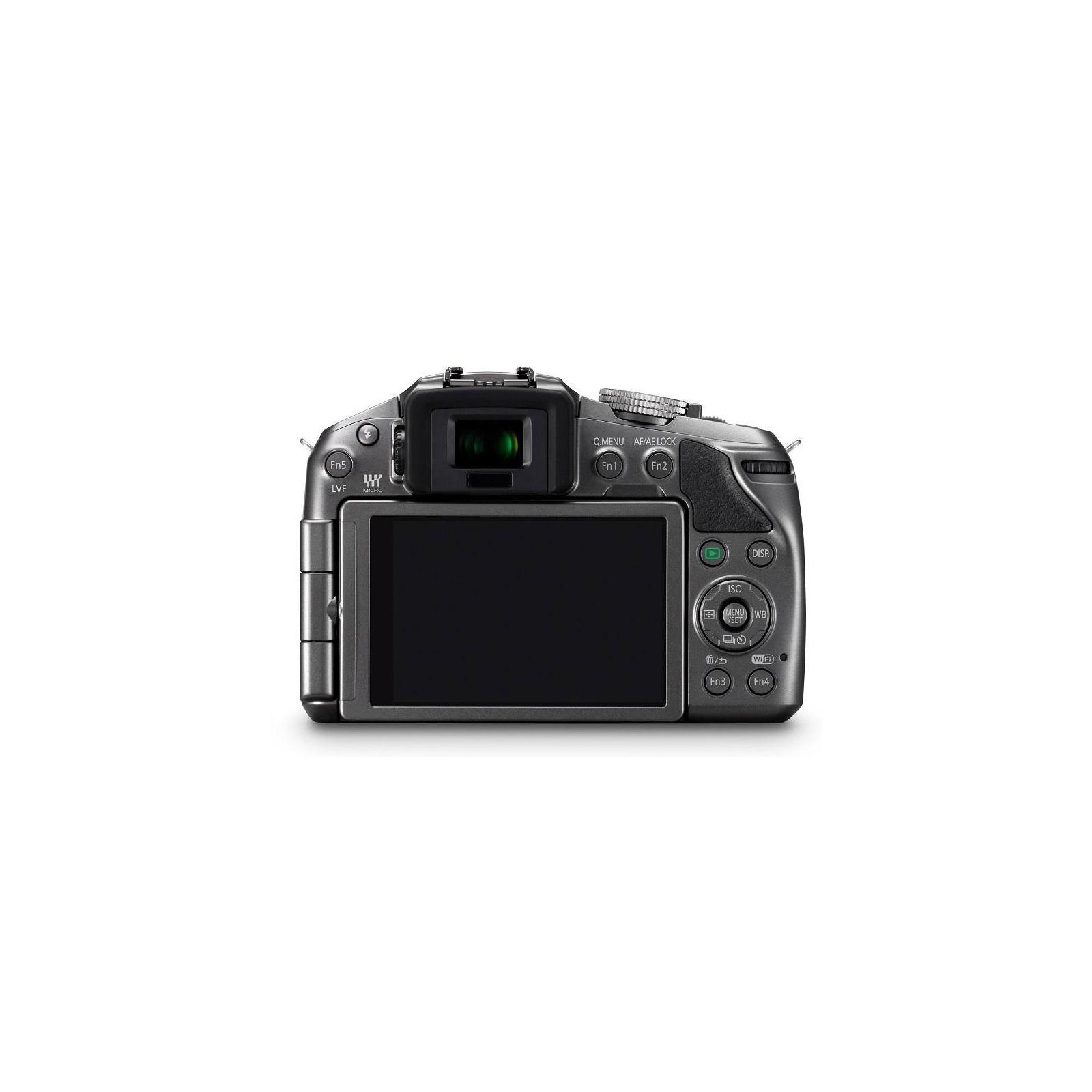 Цифровой фотоаппарат PANASONIC DMC-G6 silver 14-42 kit (DMC-G6KEE-S) изображение 2