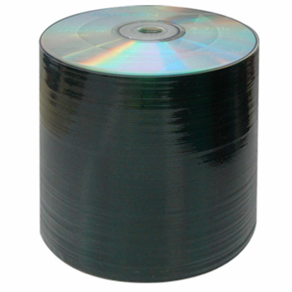 Диск DVD PATRON 4.7Gb 4x BULK 100 (INS-D028)