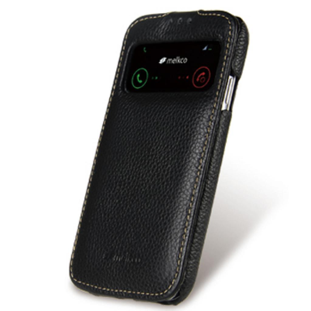 Чехол для моб. телефона Melkco для Samsung I9500 GALAXY S4 Jacka ID Type black (SSGY95LCJD3BKLC) изображение 4