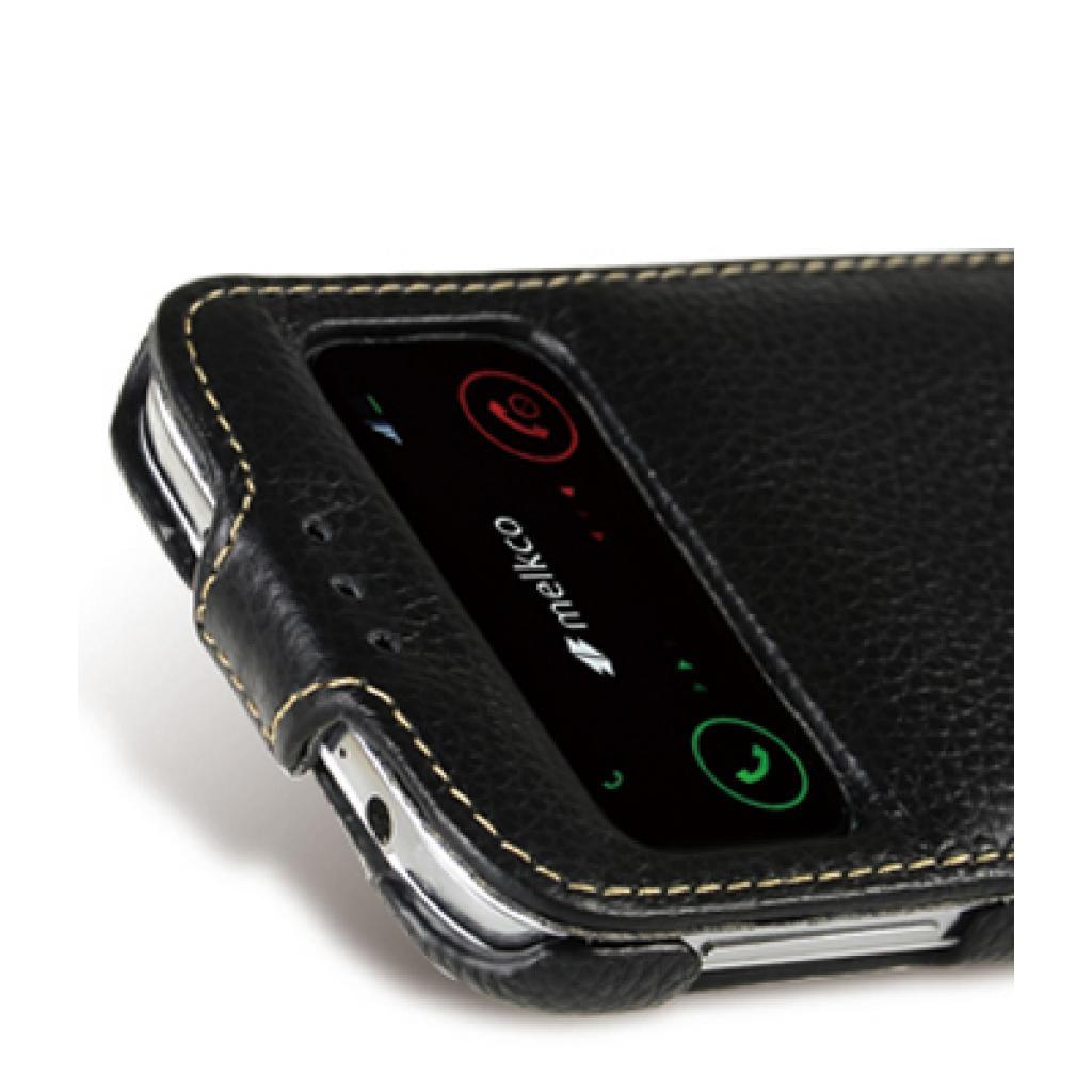 Чехол для моб. телефона Melkco для Samsung I9500 GALAXY S4 Jacka ID Type black (SSGY95LCJD3BKLC) изображение 6