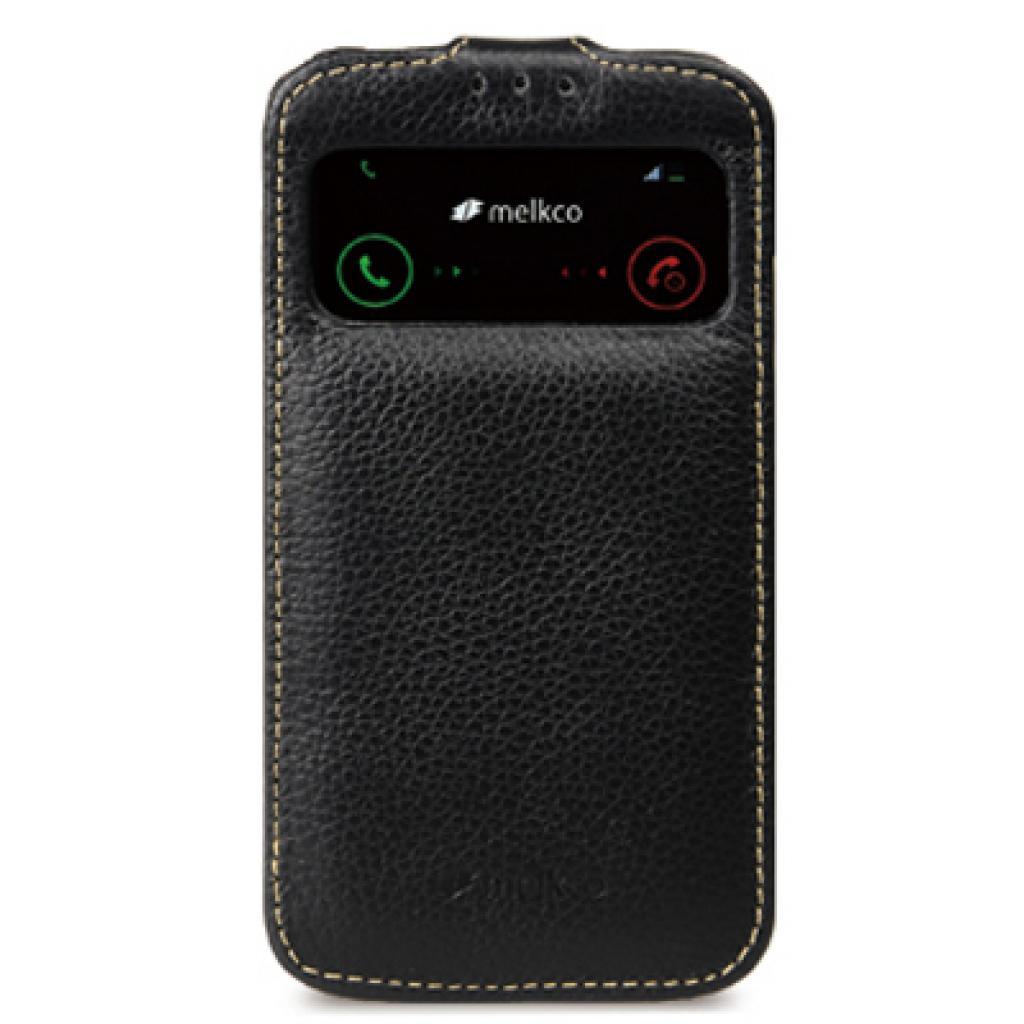 Чехол для моб. телефона Melkco для Samsung I9500 GALAXY S4 Jacka ID Type black (SSGY95LCJD3BKLC)