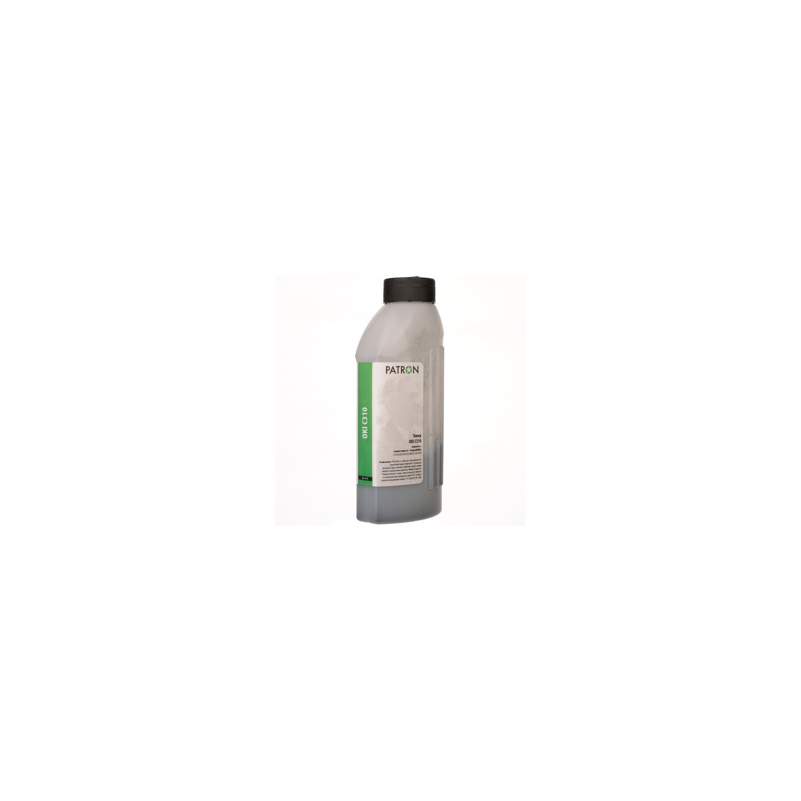 Тонер PATRON OKI C310 BLACK 80г (T-PN-OC310-B-080)