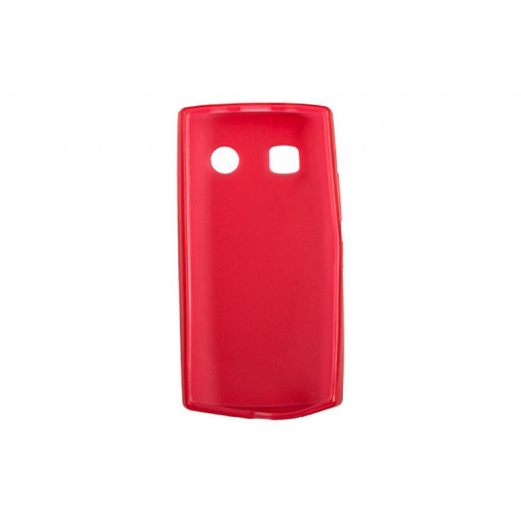 Чехол для моб. телефона Drobak для Nokia 500/ElasticPU/Red (216388) изображение 2