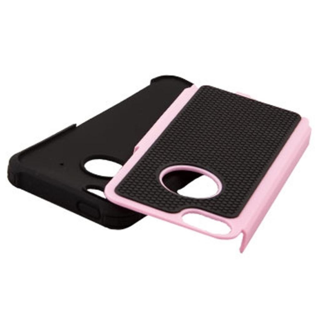 Чехол для моб. телефона Drobak для Apple Iphone 5/Anti-Shock/Pink (210265) изображение 2