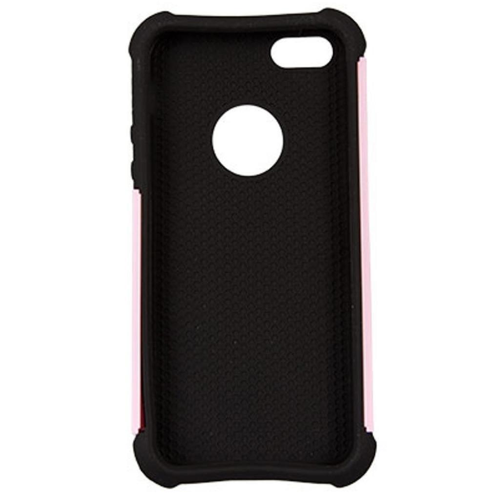 Чехол для моб. телефона Drobak для Apple Iphone 5/Anti-Shock/Pink (210265) изображение 3