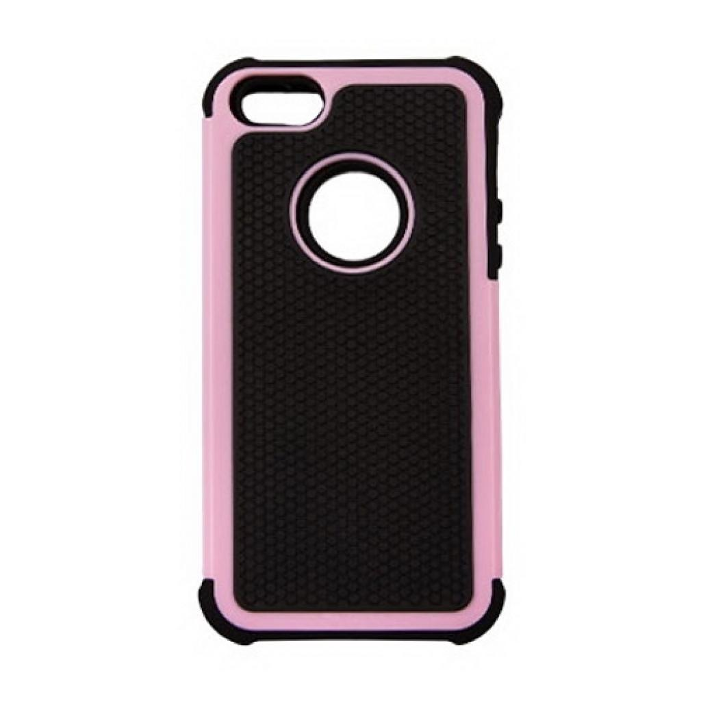 Чехол для моб. телефона Drobak для Apple Iphone 5/Anti-Shock/Pink (210265)