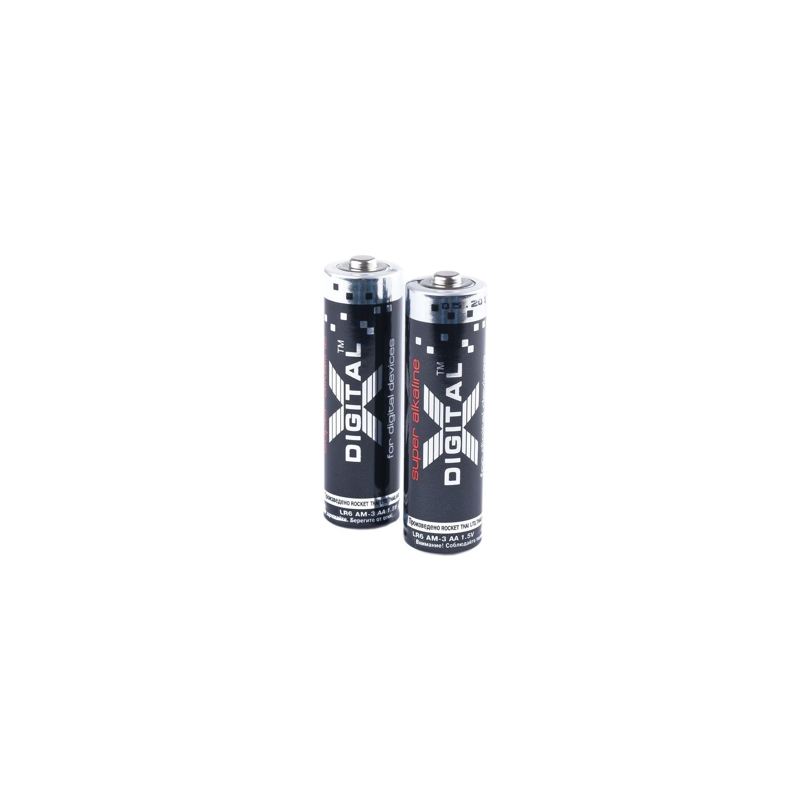 Батарейка X-DIGITAL LR06 X-DIGITAL * 2 (LR6(2SH) X-DIGITAL) изображение 2