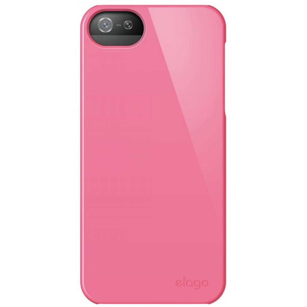 Чехол для моб. телефона ELAGO для iPhone 5 /Slim Fit 2 Glossy/Pink (ELS5SM2-UVHPK-RT) изображение 3