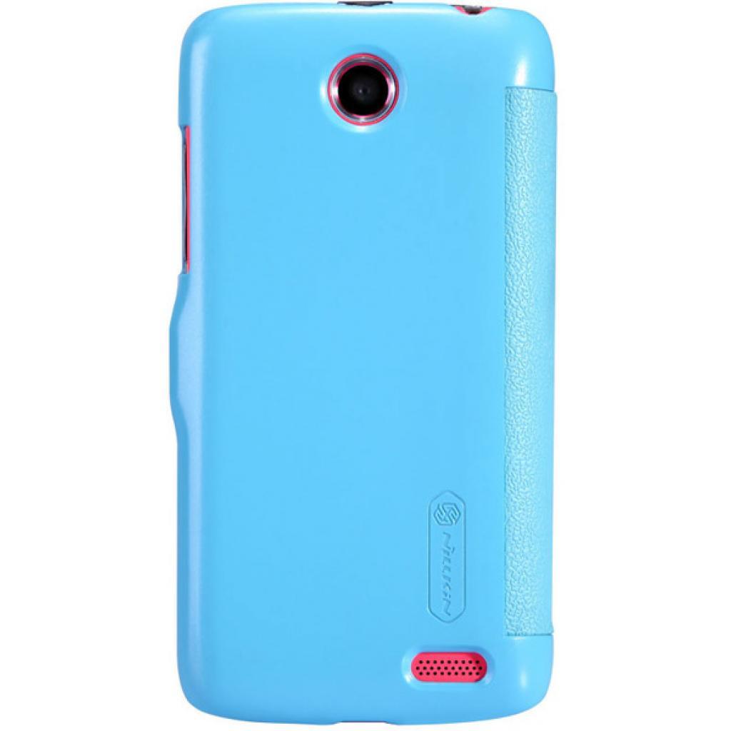 Чехол для моб. телефона NILLKIN для Lenovo A516 /Fresh/ Leather/Blue (6116628) изображение 2