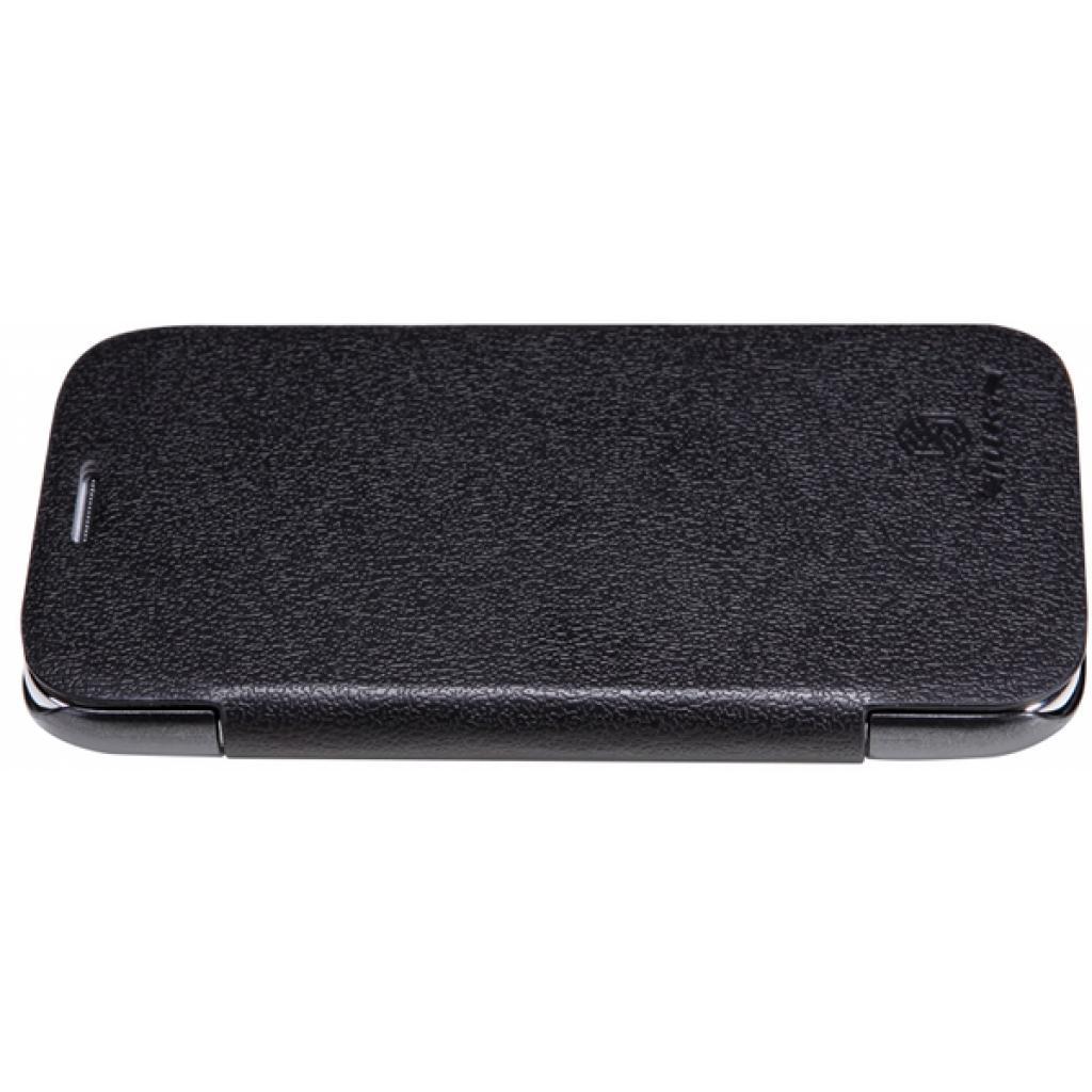 Чехол для моб. телефона NILLKIN для Samsung I8552 /Fresh/ Leather/Black (6065834) изображение 3