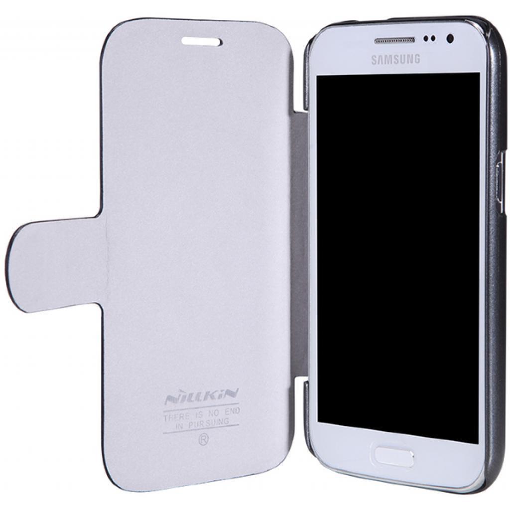 Чехол для моб. телефона NILLKIN для Samsung I8552 /Fresh/ Leather/Black (6065834) изображение 4