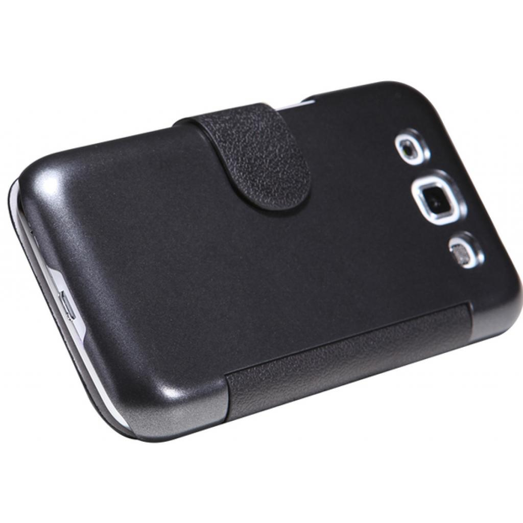 Чехол для моб. телефона NILLKIN для Samsung I8552 /Fresh/ Leather/Black (6065834) изображение 5