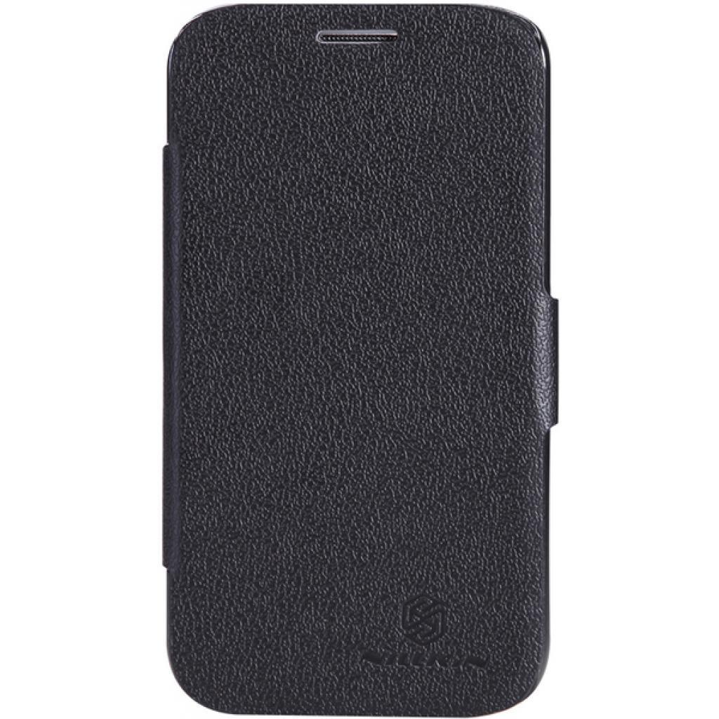 Чехол для моб. телефона NILLKIN для Samsung I8552 /Fresh/ Leather/Black (6065834)