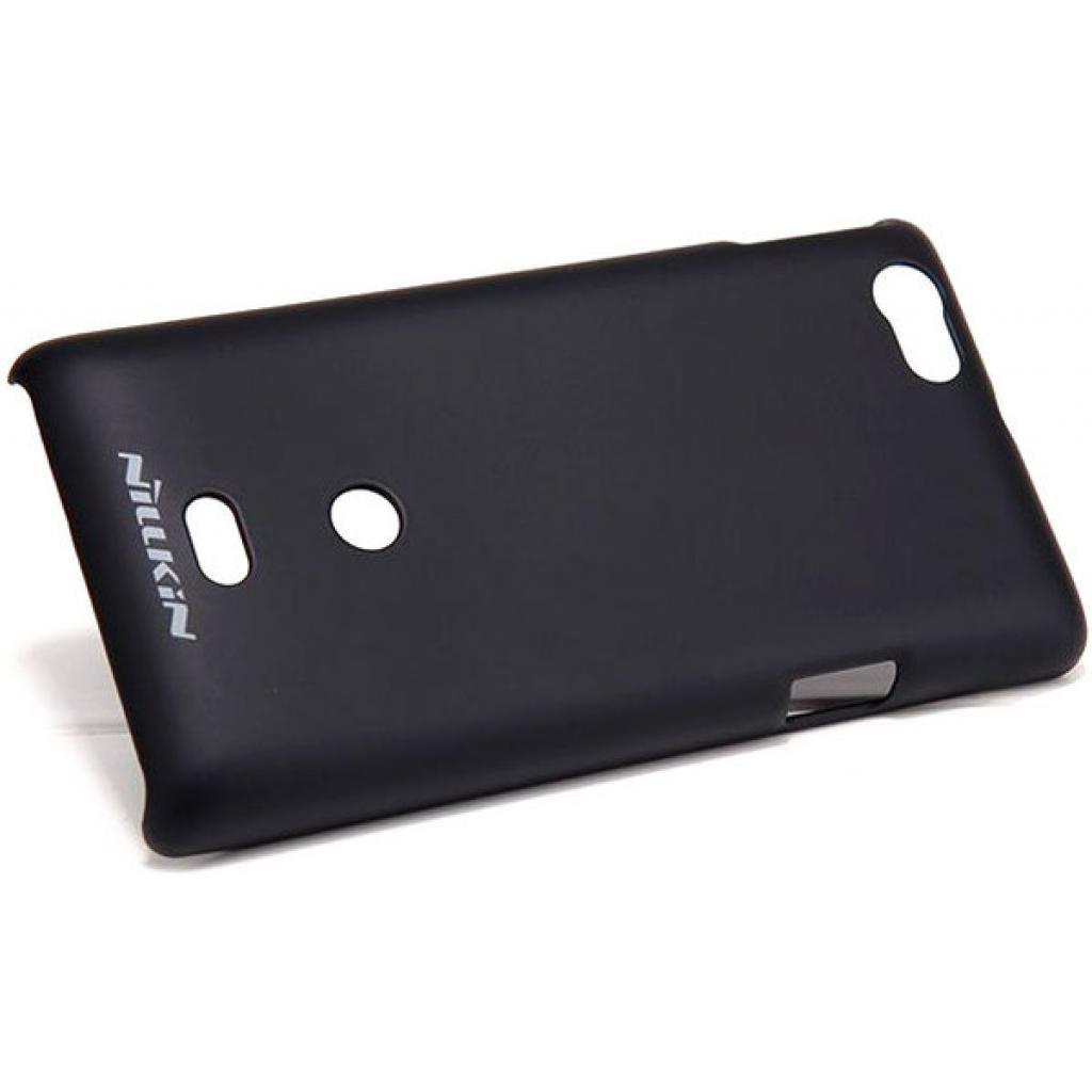 Чехол для моб. телефона NILLKIN для Sony Xperia Miro /Super Frosted Shield/Black (6088774) изображение 2