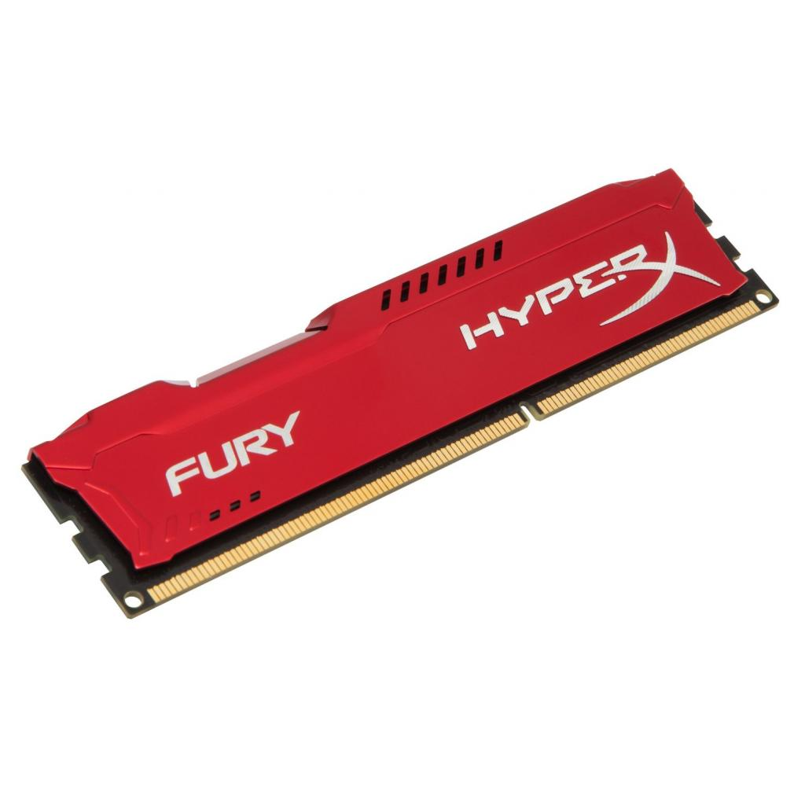 Модуль памяти для компьютера DDR3 8Gb 1600 MHz HyperX Fury Red Kingston (HX316C10FR/8) изображение 2