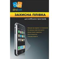 Пленка защитная Drobak для Apple iPhone 4 color series (зеленая) (500209)
