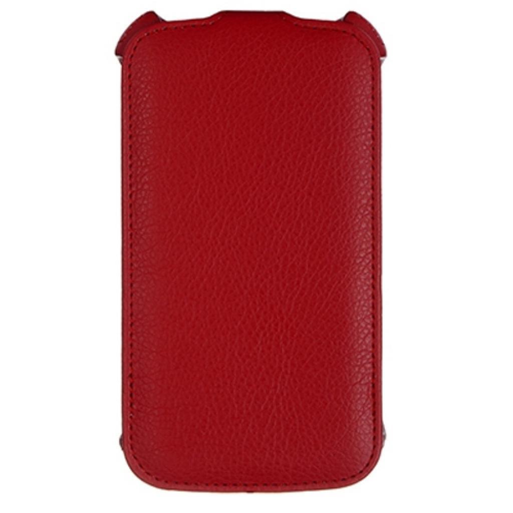 Чехол для моб. телефона для Samsung Galaxy Grand Neo I9060 (Red) Lux-flip Drobak (216095)