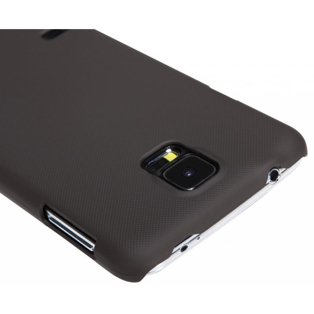 Чехол для моб. телефона NILLKIN для Samsung G900/S-5/Super Frosted Shield/Brown (6135229) изображение 4