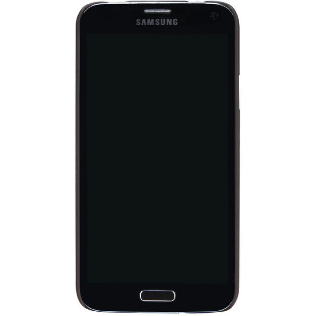 Чехол для моб. телефона NILLKIN для Samsung G900/S-5/Super Frosted Shield/Brown (6135229) изображение 5