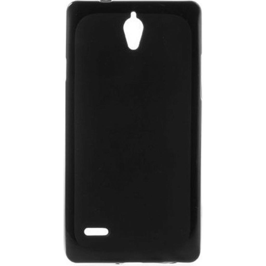 Чехол для моб. телефона Pro-case Huawei Ascend G700 black (PCTPUHuawG700b)