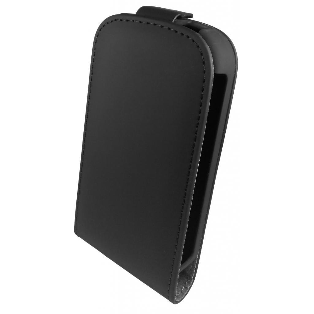 Чехол для моб. телефона GLOBAL для Samsung S6810 Galaxy Fame (черный) (1283126448331) изображение 2