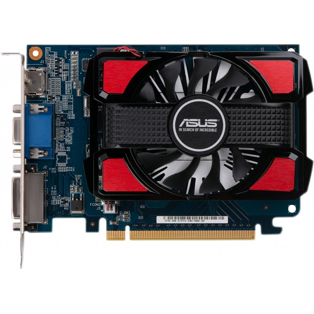 Видеокарта GeForce GT730 2048Mb ASUS (GT730-2GD3) изображение 2