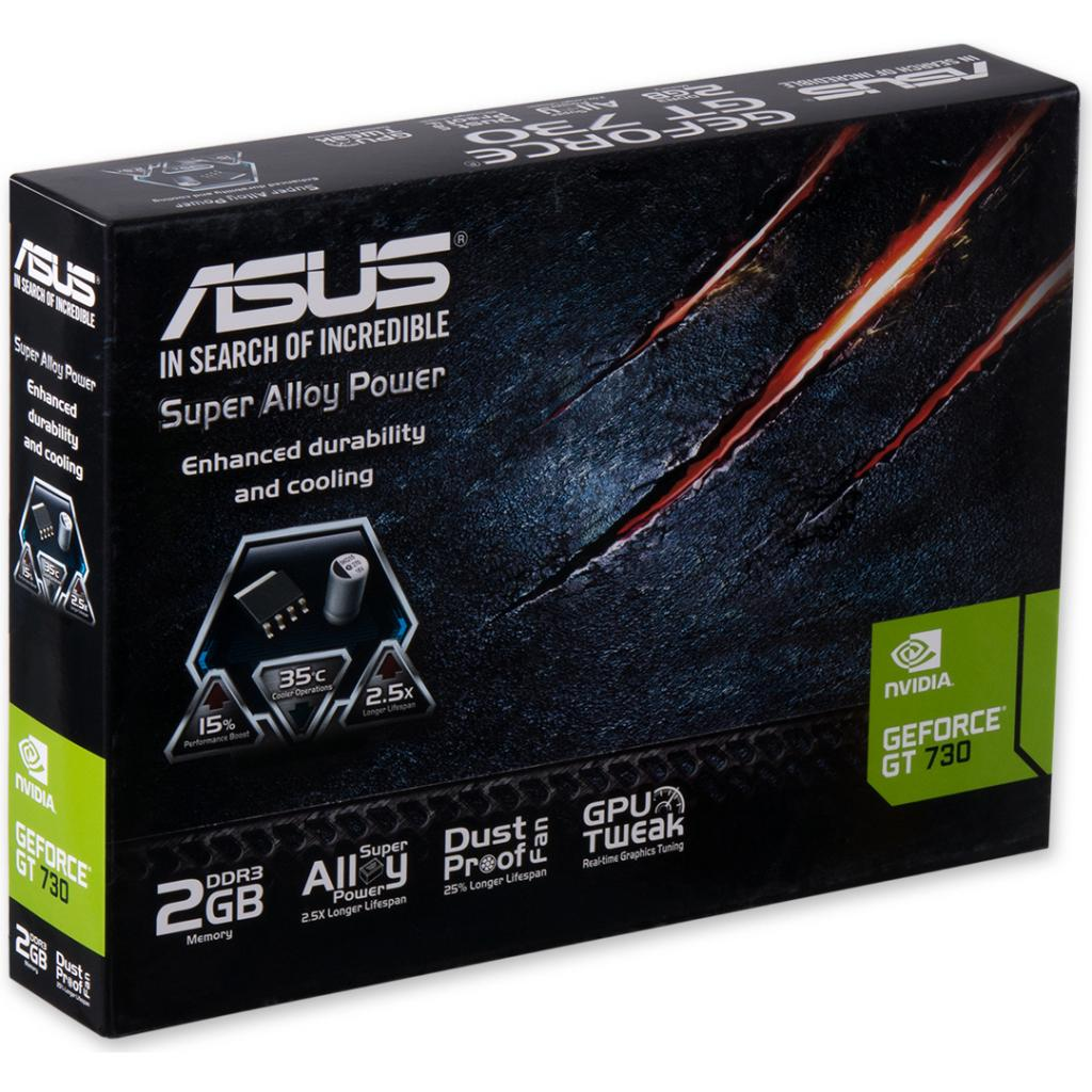 Видеокарта GeForce GT730 2048Mb ASUS (GT730-2GD3) изображение 9