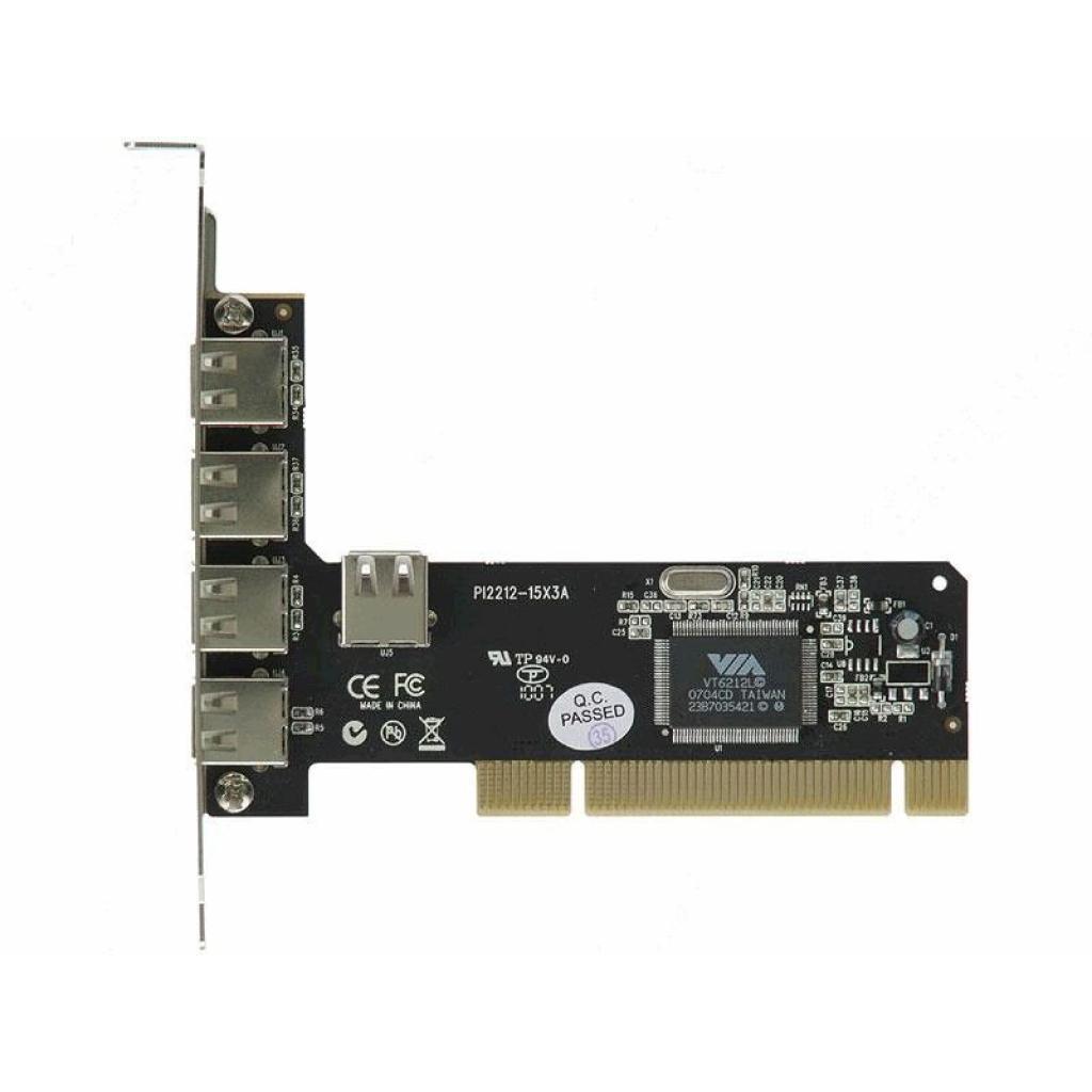 Контроллер PCI to USB ST-Lab (U-166) изображение 2