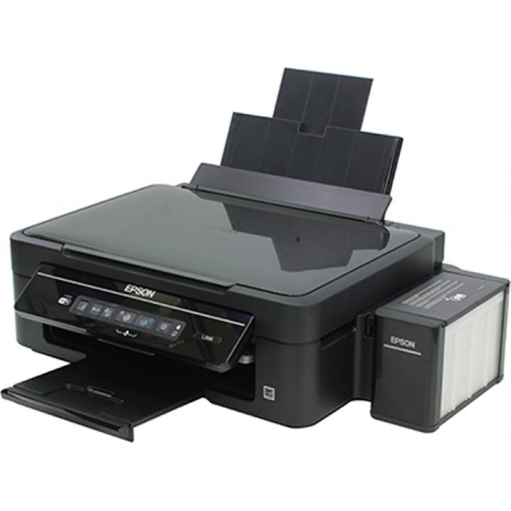 Многофункциональное устройство EPSON L366 c WiFi (C11CE54403) изображение 4
