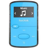 mp3 плеер SANDISK Sansa Clip JAM 8GB Blue (SDMX26-008G-G46B)