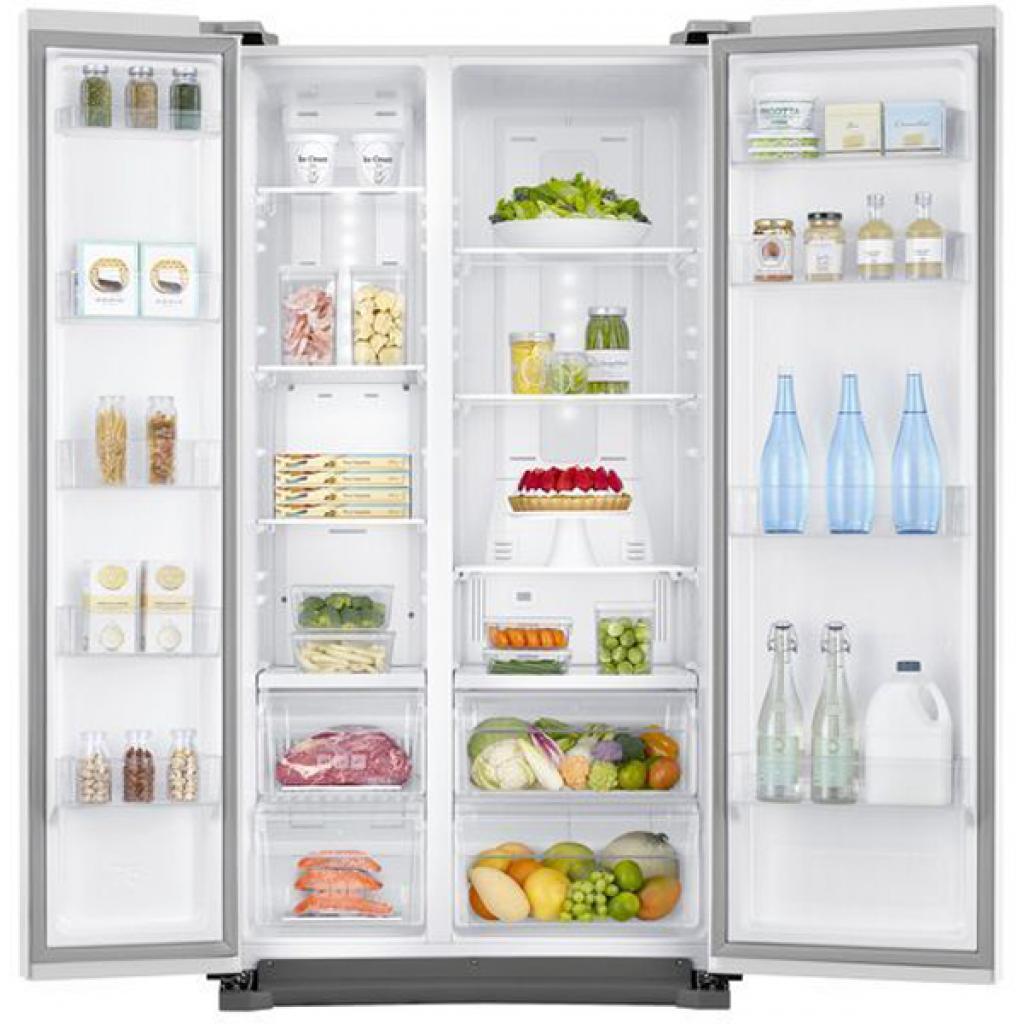Холодильник Samsung RS57K4000WW/UA изображение 5