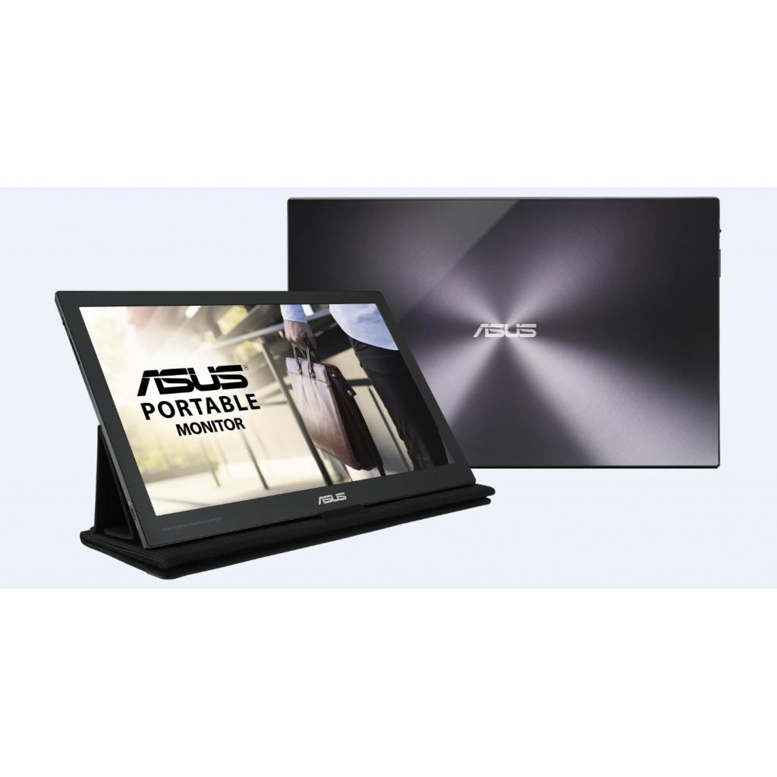 Монитор ASUS MB169C+ изображение 6