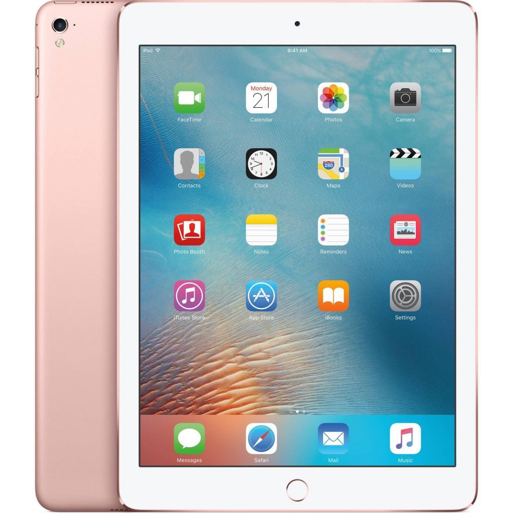 Планшет Apple A1673 iPad Pro 9.7-inch Wi-Fi 32GB Rose Gold (MM172RK/A) изображение 4