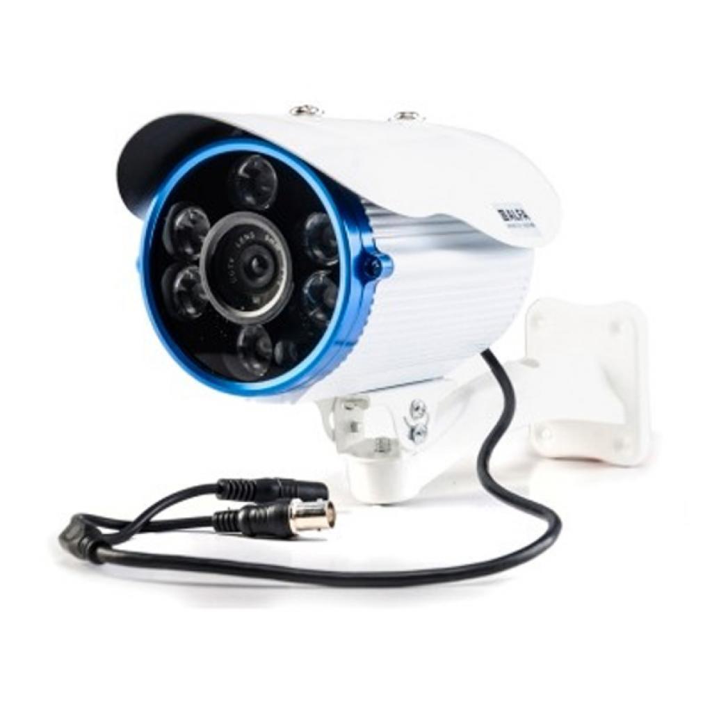 Камера видеонаблюдения ALFA M518-A White