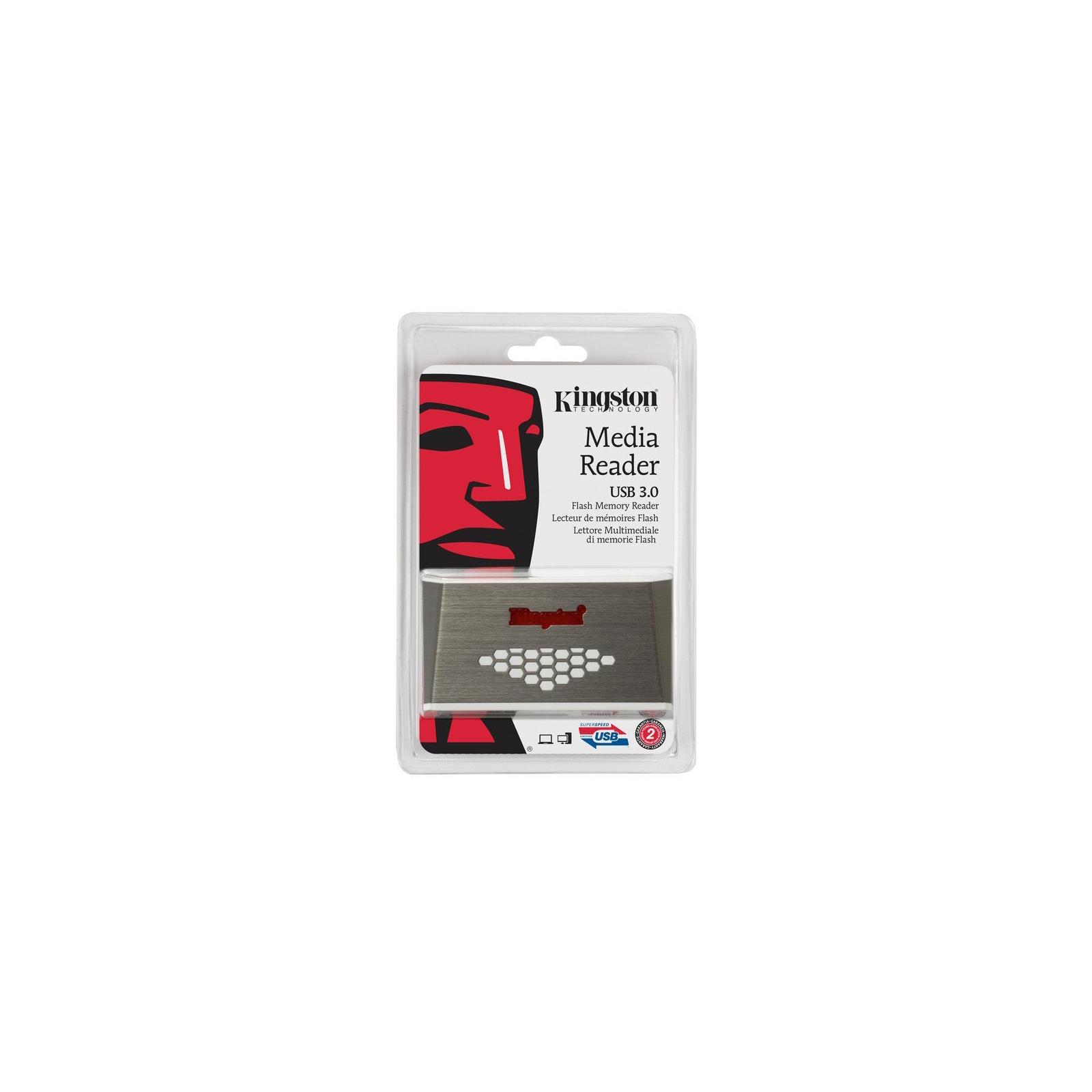 Resultado de imagen para kingston high-speed media reader lector de tarjetas - externo