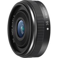 Объектив PANASONIC Micro 4/3 Lens 14mm F/2.5 (H-H014AE-K)