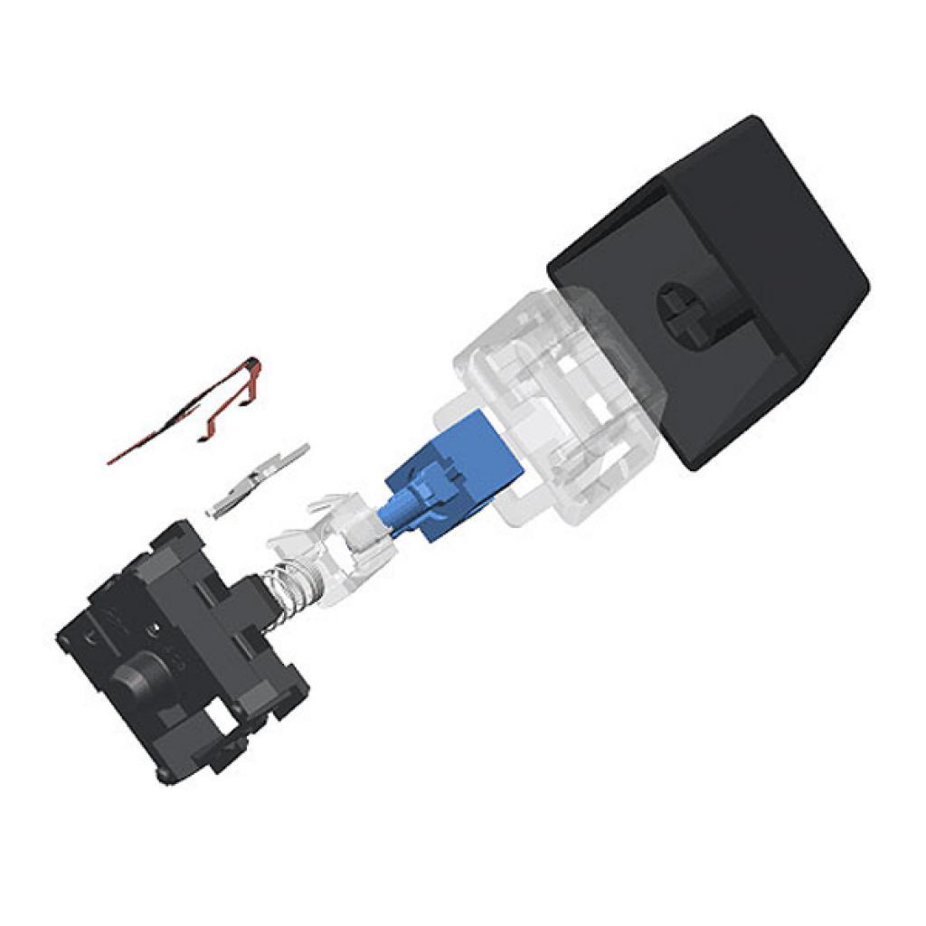 Клавиатура REAL-EL M15 Backlit, black изображение 4