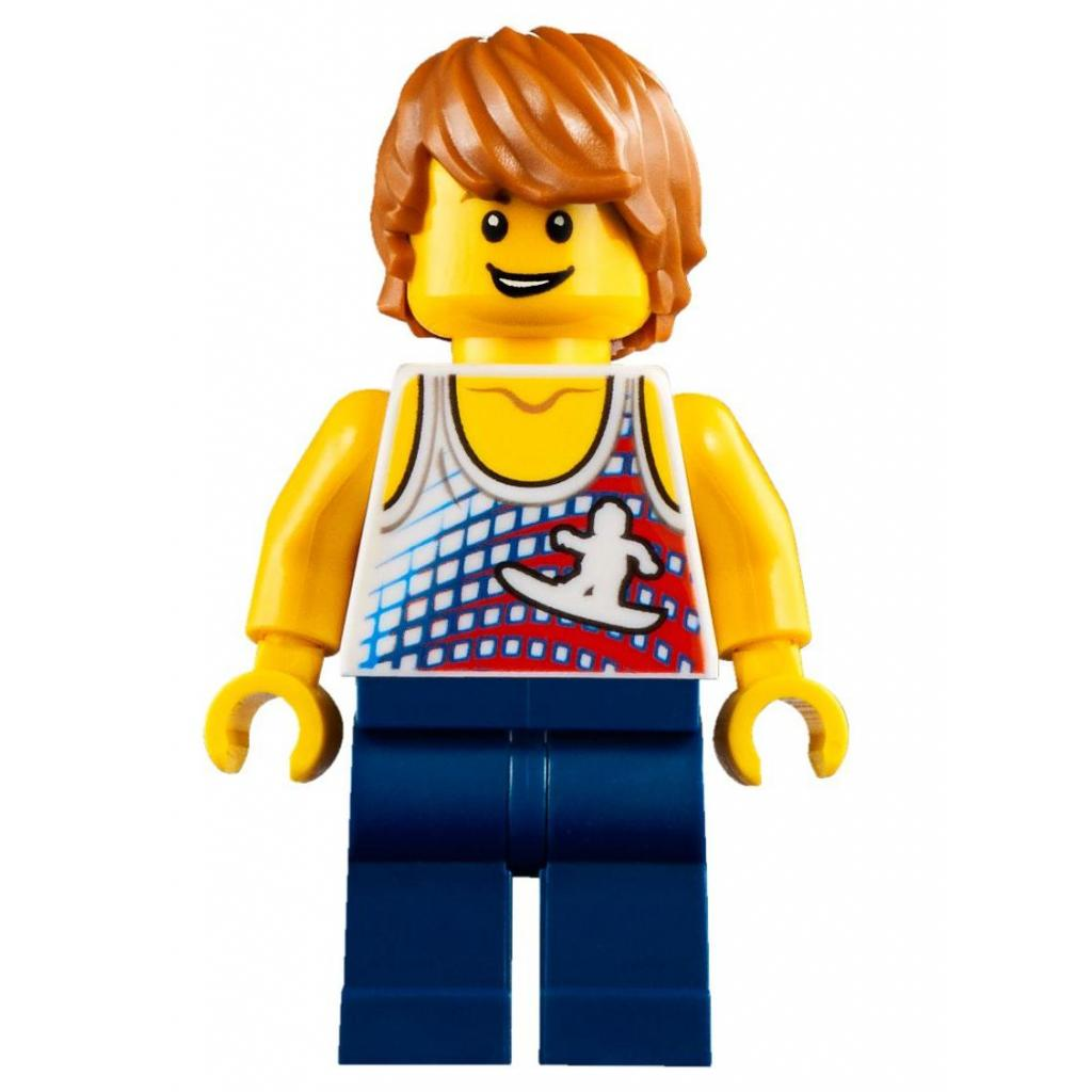 Конструктор LEGO Creator Солнечный фургон серфингиста (31079) изображение 10