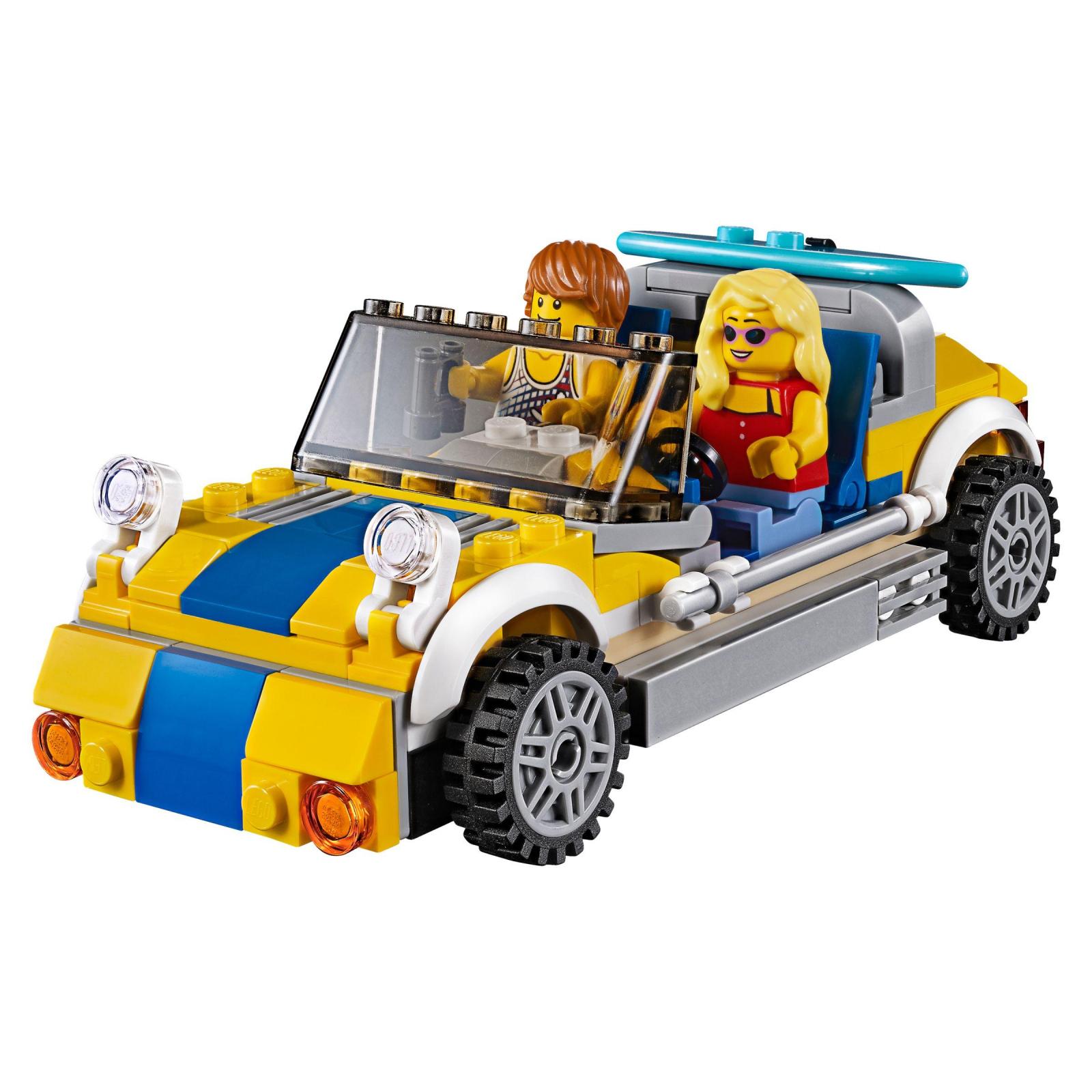 Конструктор LEGO Creator Солнечный фургон серфингиста (31079) изображение 5