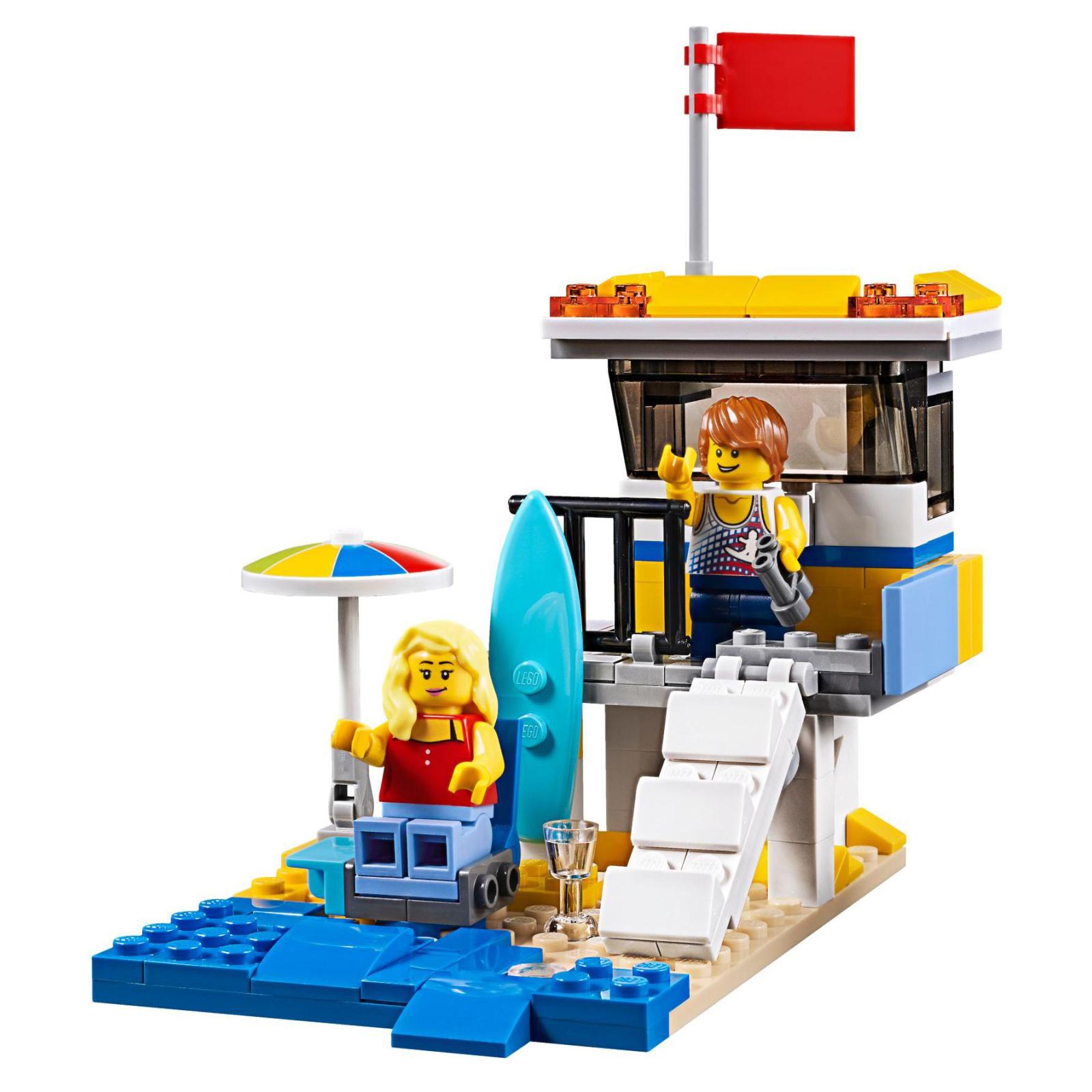 Конструктор LEGO Creator Солнечный фургон серфингиста (31079) изображение 6