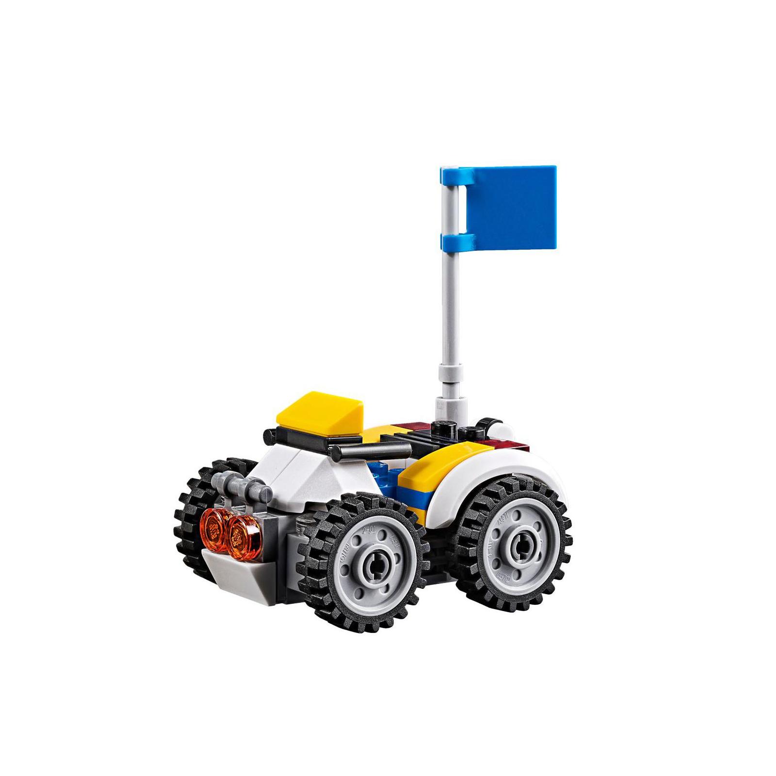 Конструктор LEGO Creator Солнечный фургон серфингиста (31079) изображение 9